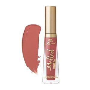 4/25$ Too Faced Melted Matte Liquid Lipstick
